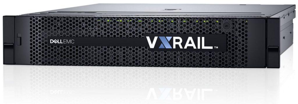Гиперконвергентная система Dell EMC VxRail